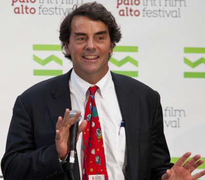 Tim Draper, the author of the Six Californias initiative. (Max Morse/Getty)