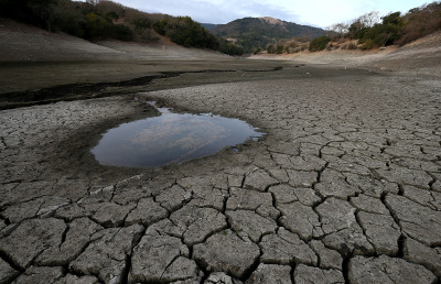 The historic drought helped loosen opposition to long-running political debates.
