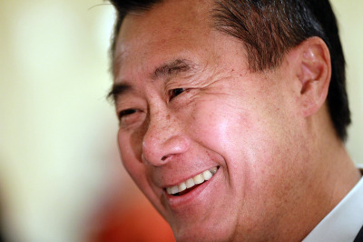 Leland Yee was accused of corruption in March 2014 as part of an FBI investigation.
