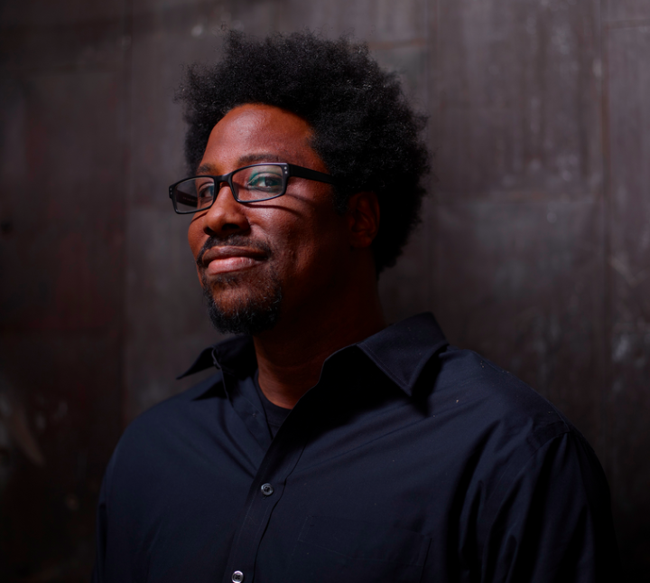 """W. Kamau Bell: """"I don't feel any great pressure to wrap it up in one day."""""""