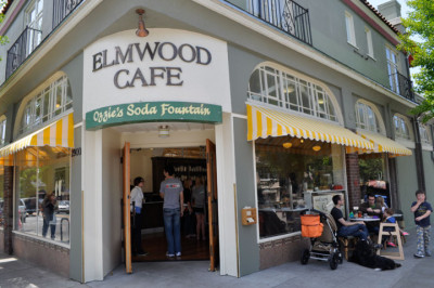 Socio-political comedian W. Kamau Bell wrote in his blog of being asked to leave the Elmwood Café at 2900 College Ave.