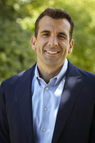 San Jose Mayor Sam Liccardo