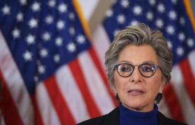 Sen. Barbara Boxer, D-California, announced Thursday she will not seek a fifth term.  (Mandel Ngan/Getty)