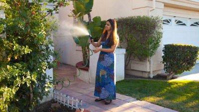 Shalini Sharma at her home in Irvine, Calif. on Tuesday, Jan. 6, 2015. Sharma worked as an architect in Mumbai, India but cannot work in the United States because of her visa status, which is contingent upon her husband's. Sharma may be affected by the executive order issued by President Obama that could qualify spouses of H-1B visa holders to work.