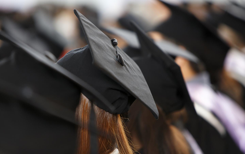 California's High School Graduation Rate Soars