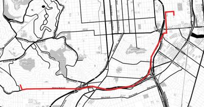Karishma Sears' drive: 15 minutes, 4.6 miles.
