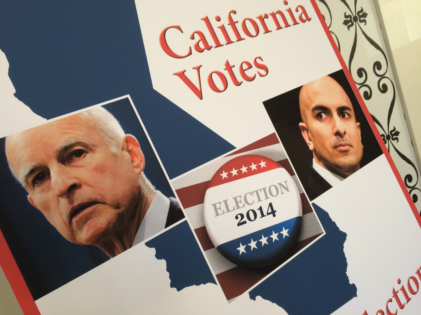 Behind the Scenes in California's Race for Governor