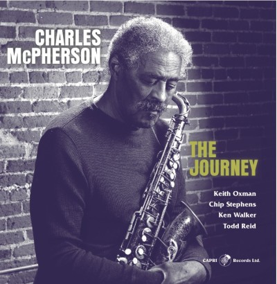 Charles McPherson-The Journey