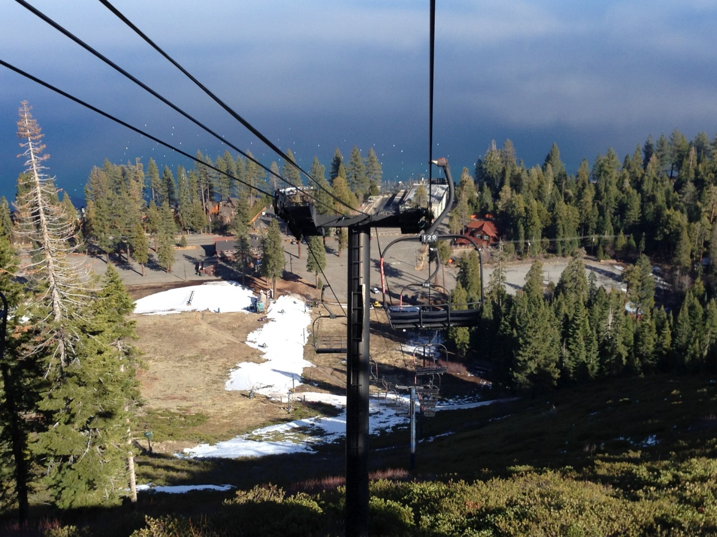 Businesses are suffering after Lake Tahoe's fourth consecutive season of drought.