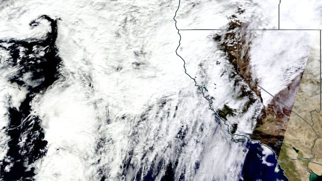 Storm Spreads Throughout Bay Area; SFO Flights Impacted