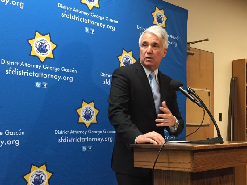 S F  District Attorney Launches Website Providing Years of