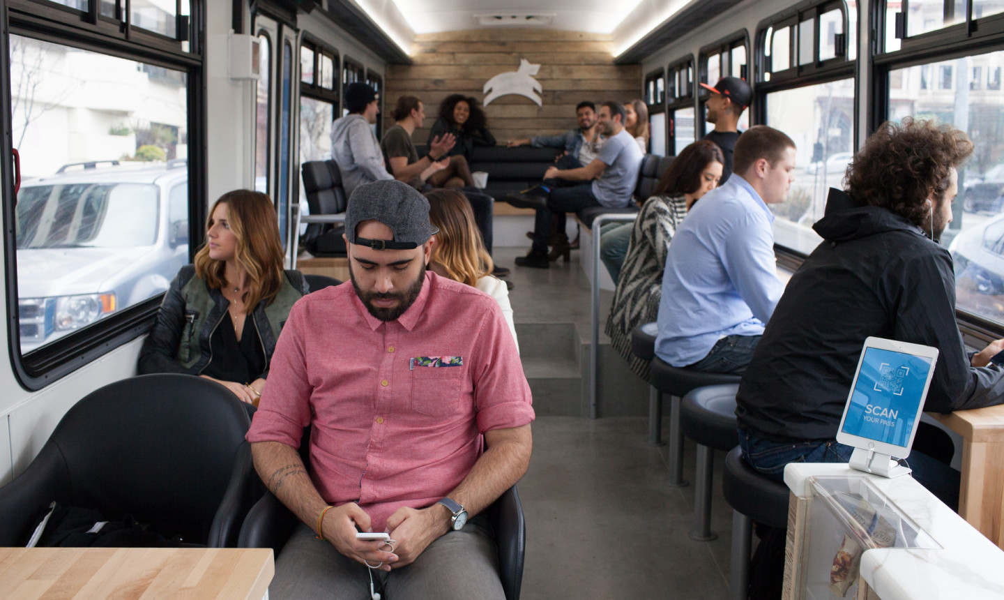 New Luxury Bus Lines Roll Into San Francisco