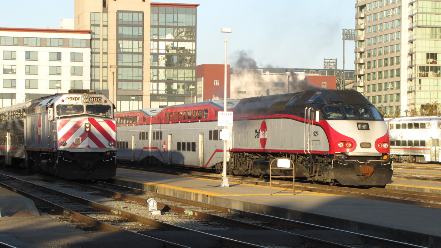 Caltrain, South Bay Communities Work to Reduce Suicides on ...
