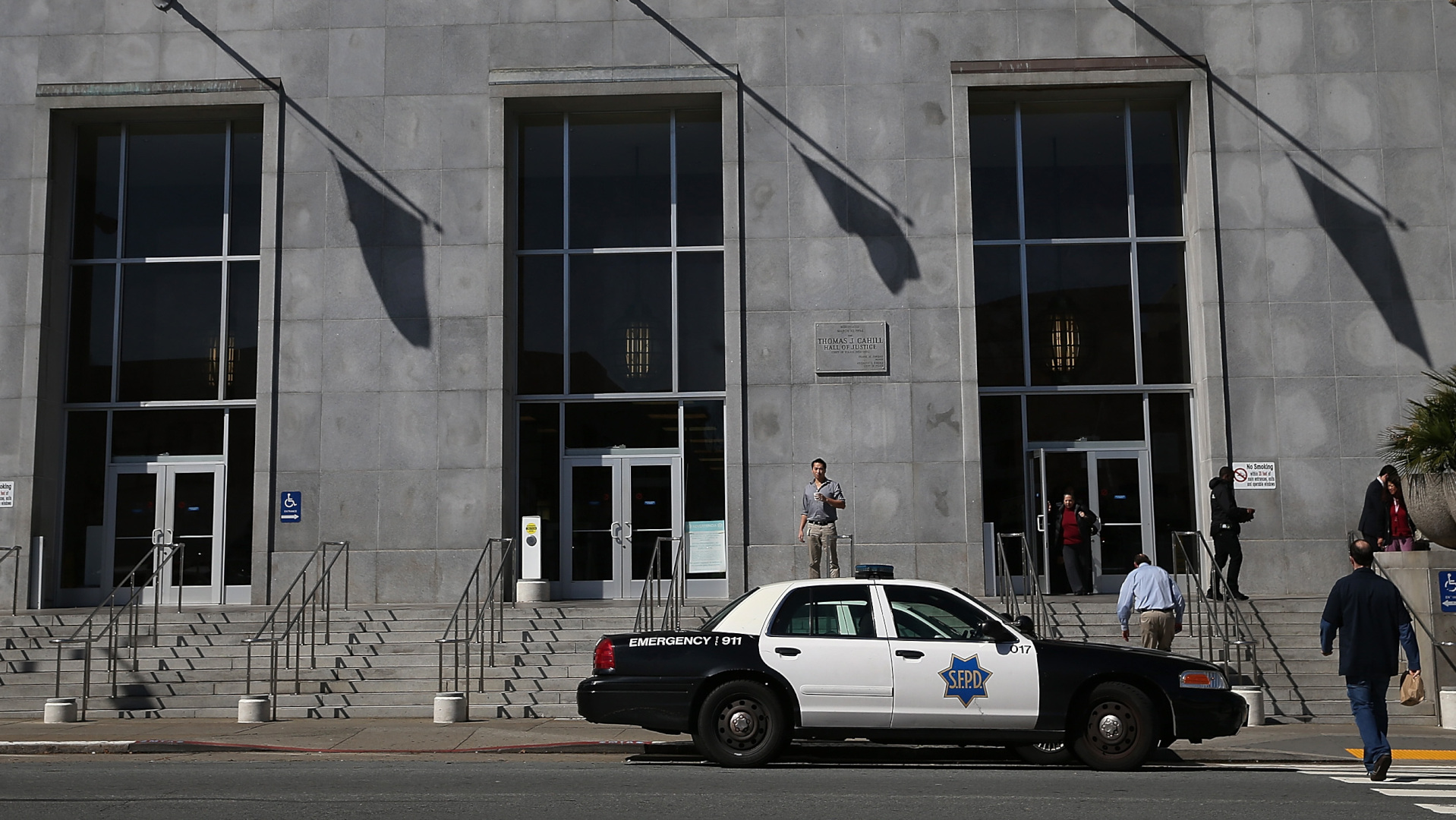 Four San Francisco police officers are under investigation for their involvement in a series of racist and homophobic texts made public in a federal court filing Friday, March 13.