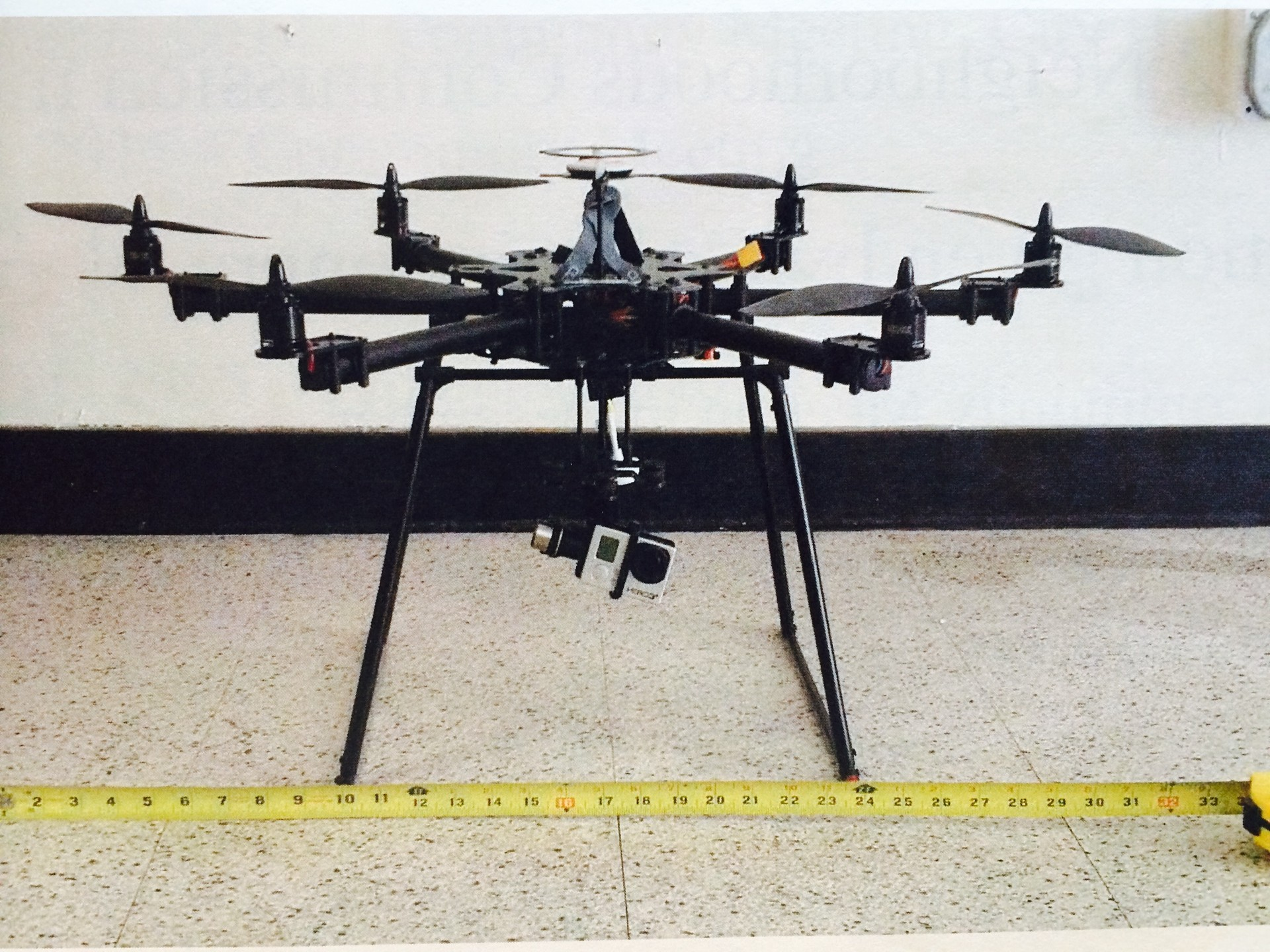 San Jose's $7,000 drone has been boxed and grounded for months.