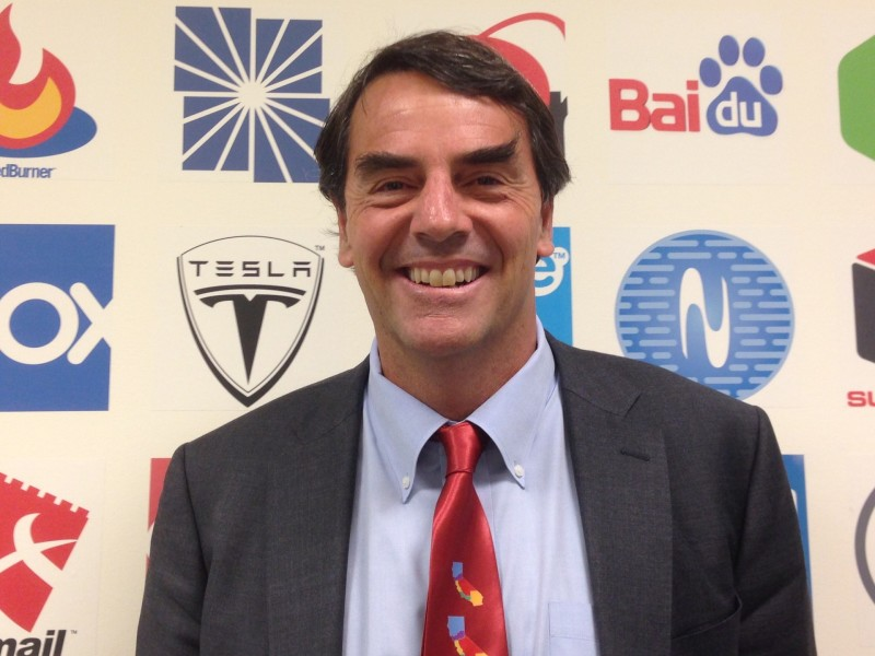 Venture Capitalist Tim Draper is a big Bitcoin booster.
