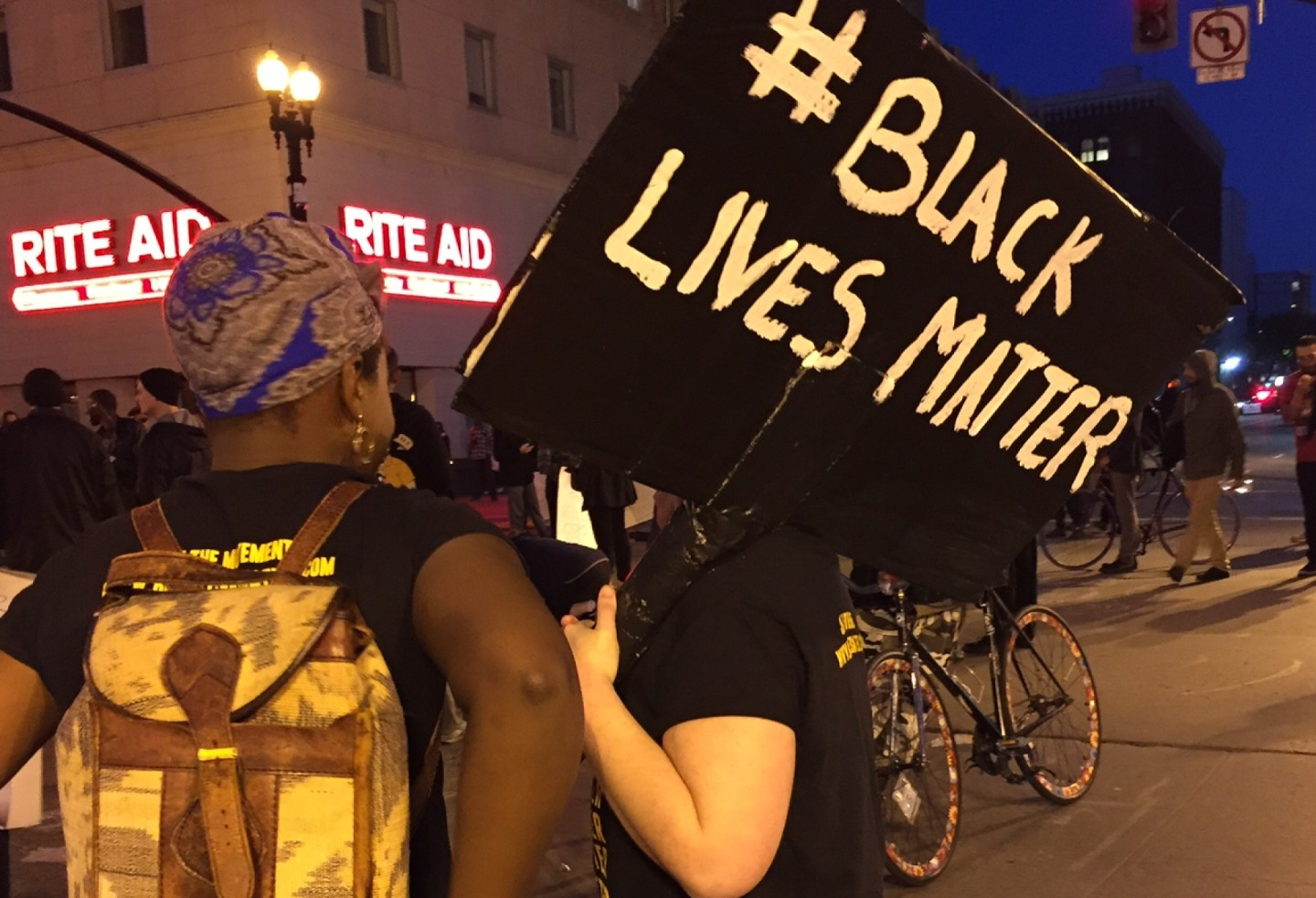 Oakland Marchers Turn Out to Support Baltimore; More Protests on Way