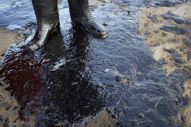 Criminal Charges in 2015 Santa Barbara County Oil Spill