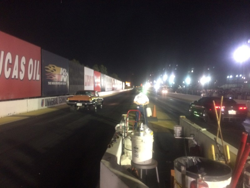 Irwindale Speedway's closure will mark the end of an era for a region where drag racing really took off.