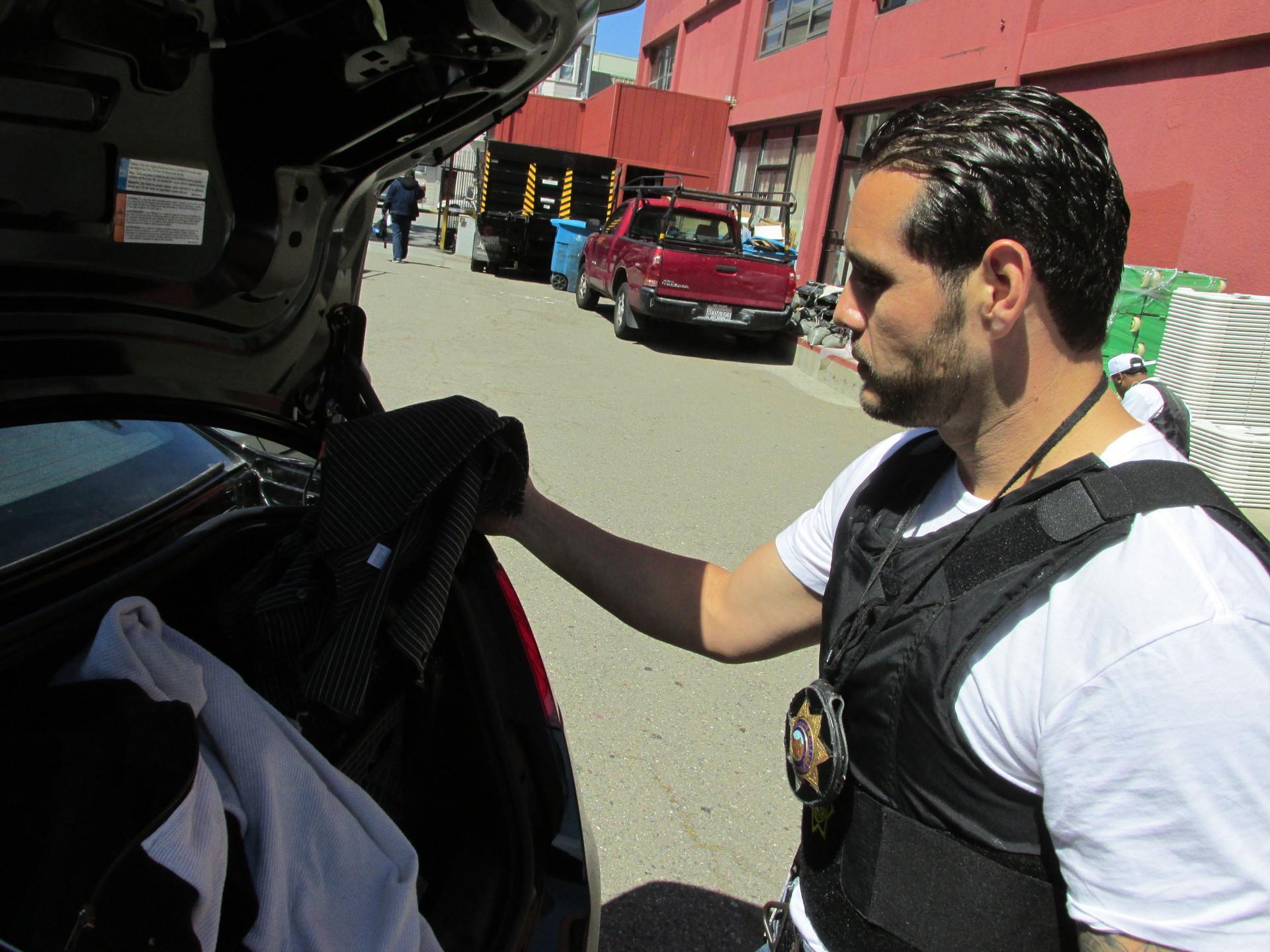 parolees offender california sex