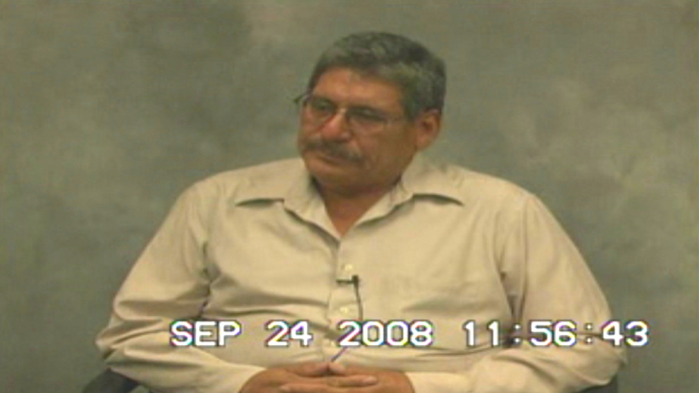 In a videotaped deposition, Magaña's former supervisor, Jose Vasquez, denied assaulting her.