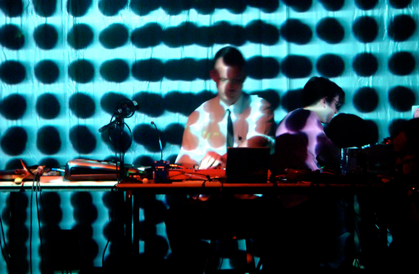 Former San Franciscans Matmos return to The Lab for a June 5 performance as part of the Megapolis Audio Festival.