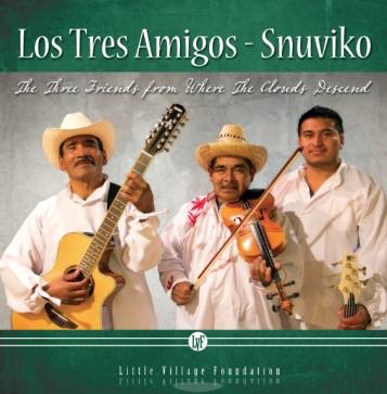 Los Tres Amigos-Snuviko