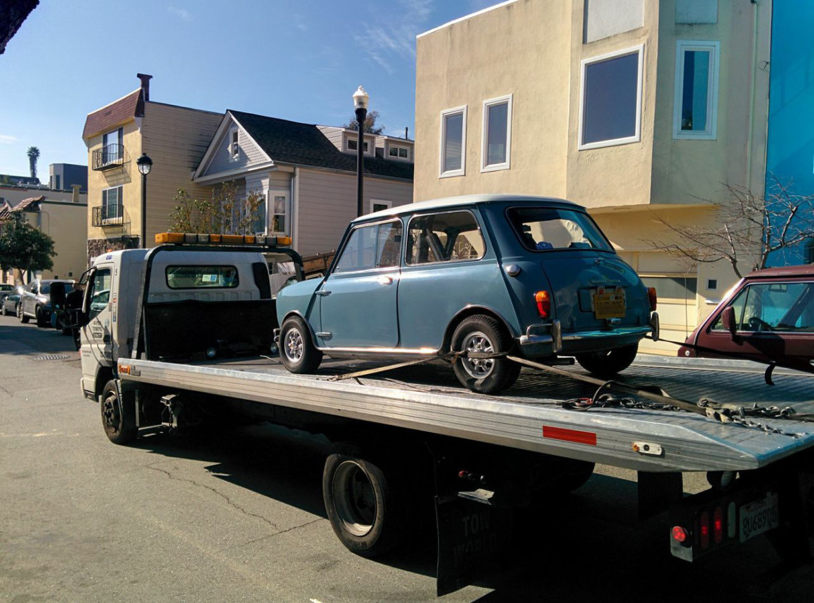 San Francisco to End Most Towing Fees for Victims of Car Theft
