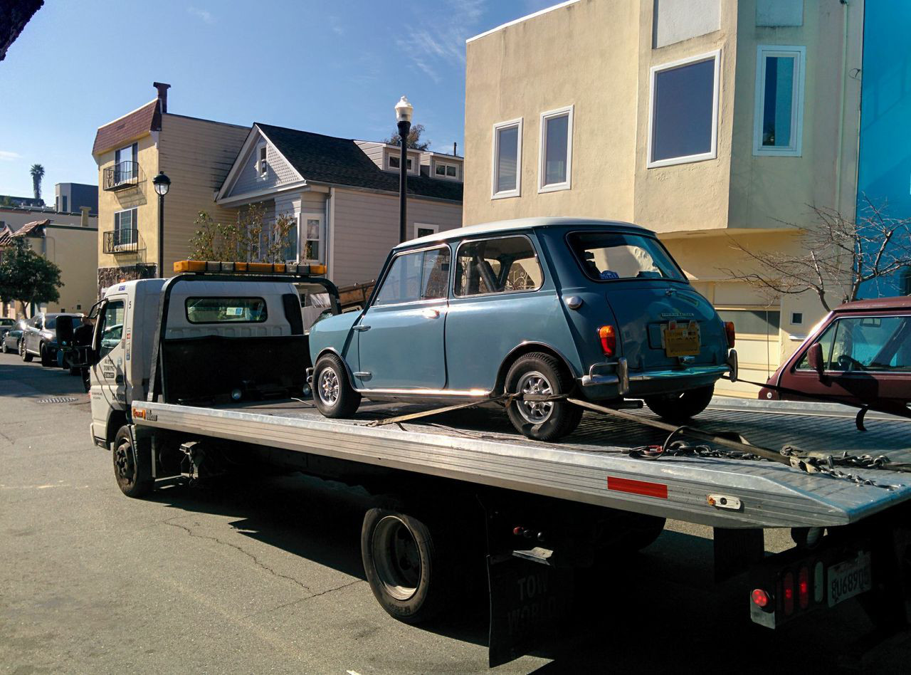 San Francisco is home to some of the nation's highest rents, but also some of the most expensive tows.