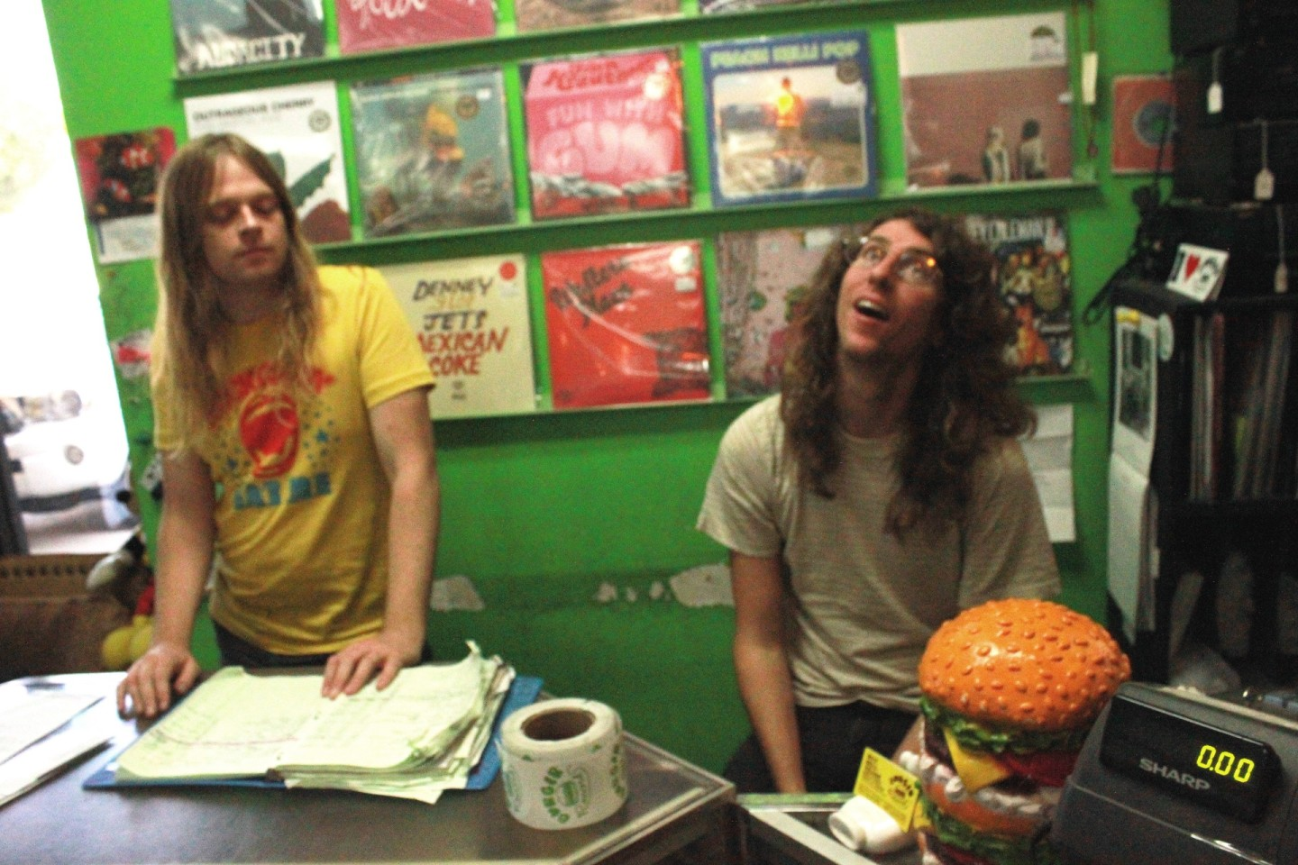 The Big Appetites Behind Orange County's Burger Records