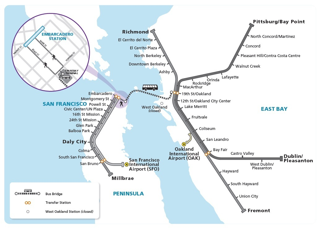 BART Applying Lessons From 2013 Strike to Upcoming Transbay