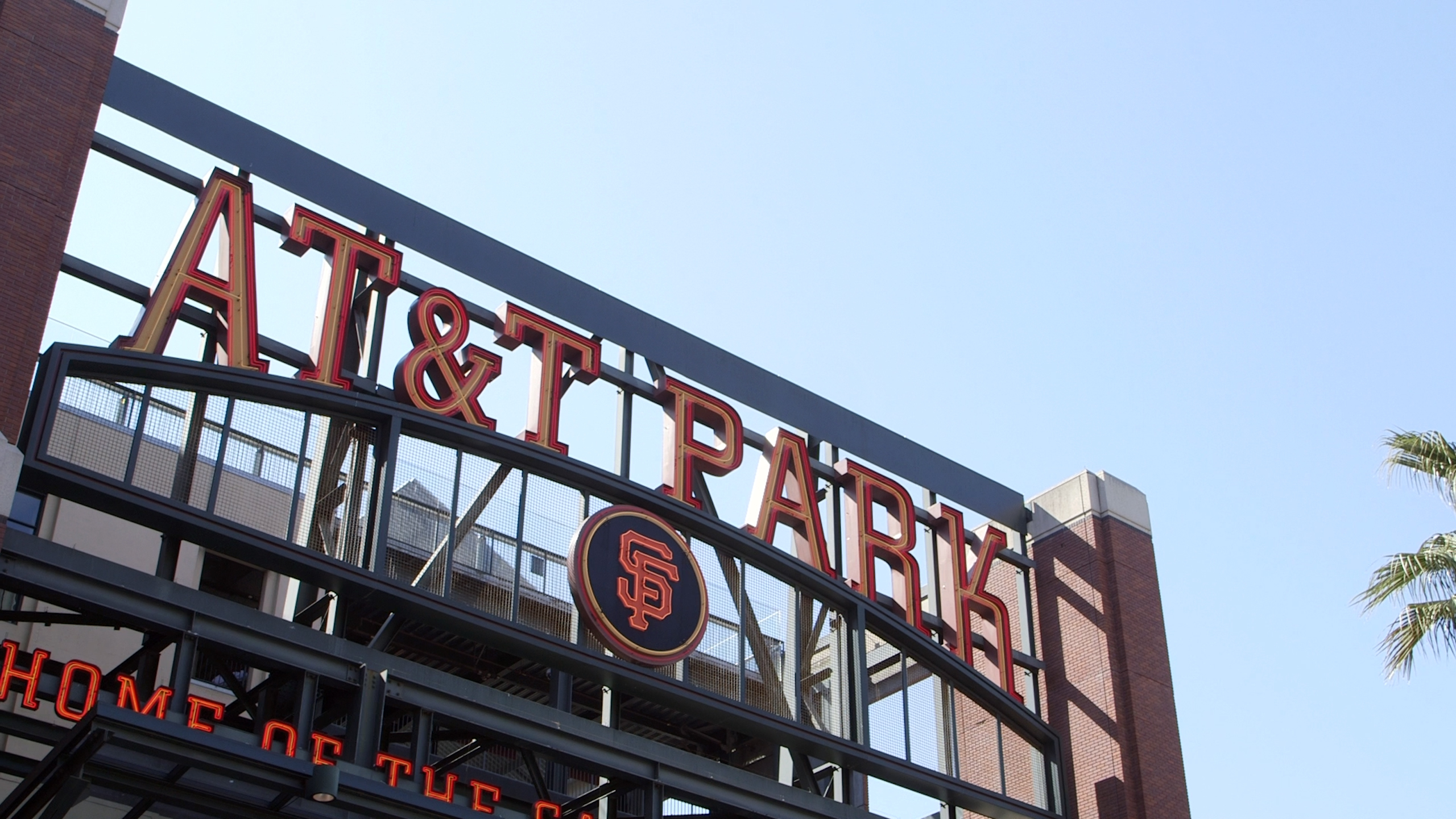 AT&T Park inherited an unofficial wave ban from Candlestick Park.