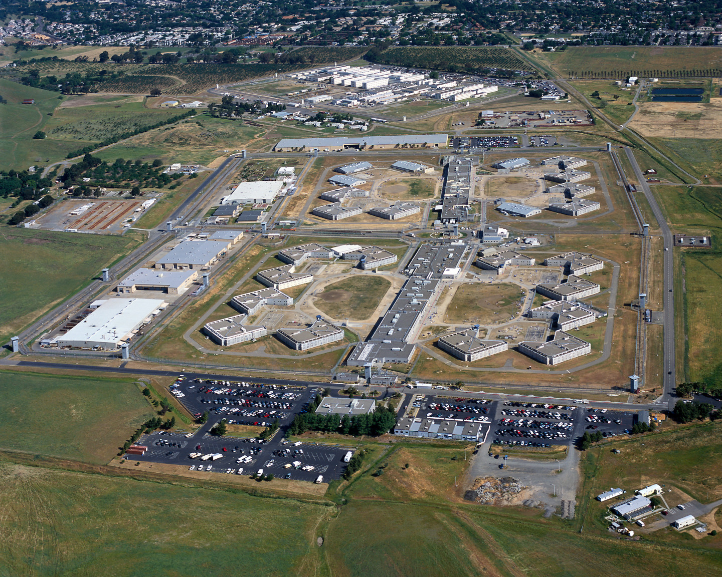 Grisly Inmate Death at Solano Prison