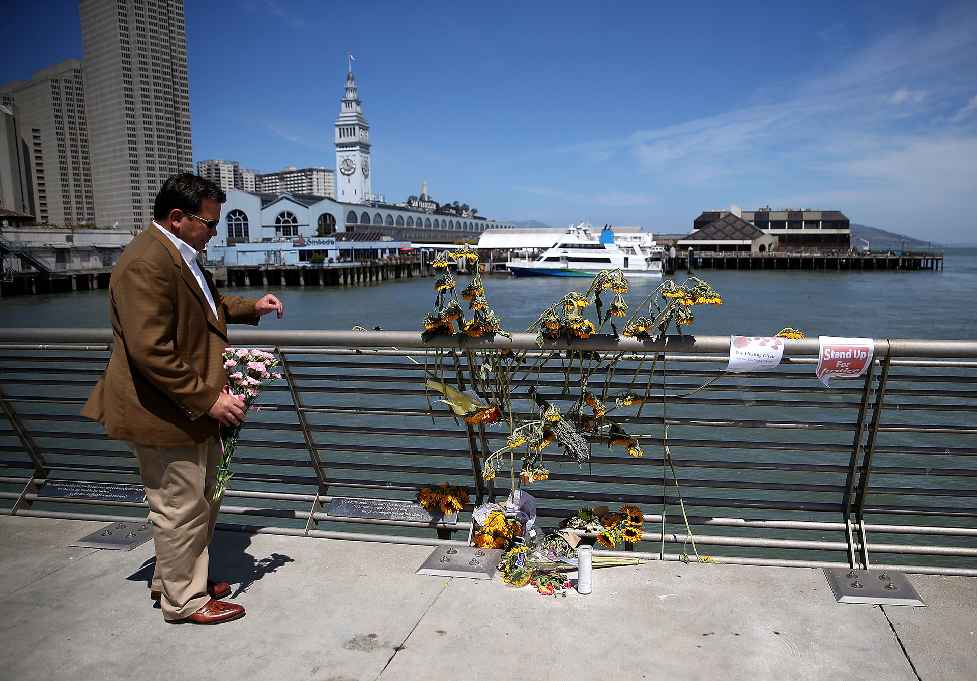 Prosecution Seeks to Seal Witness List in Steinle Murder Trial After KQED's Publication of Ranger's Name