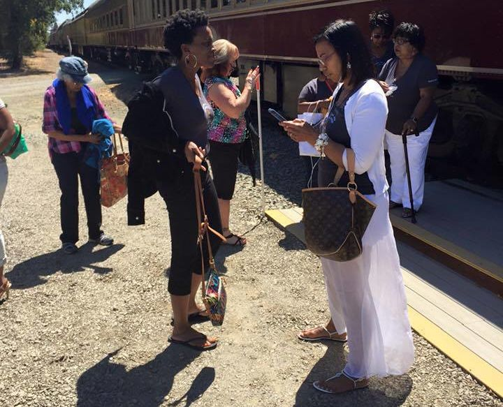 Black Women File Civil Rights Suit Against Napa Valley Wine Train