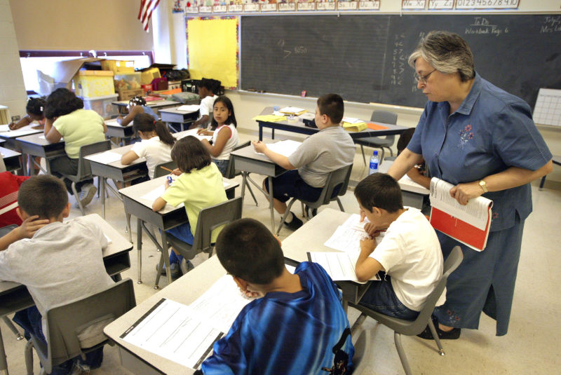 Millions of California school children will take Common Core tests administered by ETS.