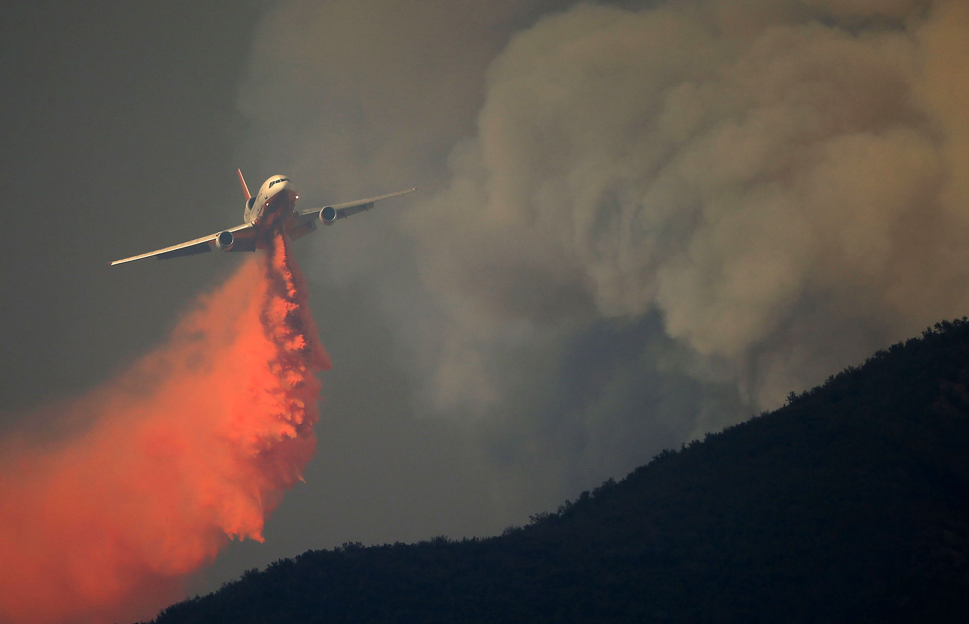 Aug 5 California Wildfire Update Rocky Fire Now At 68 000 Acres