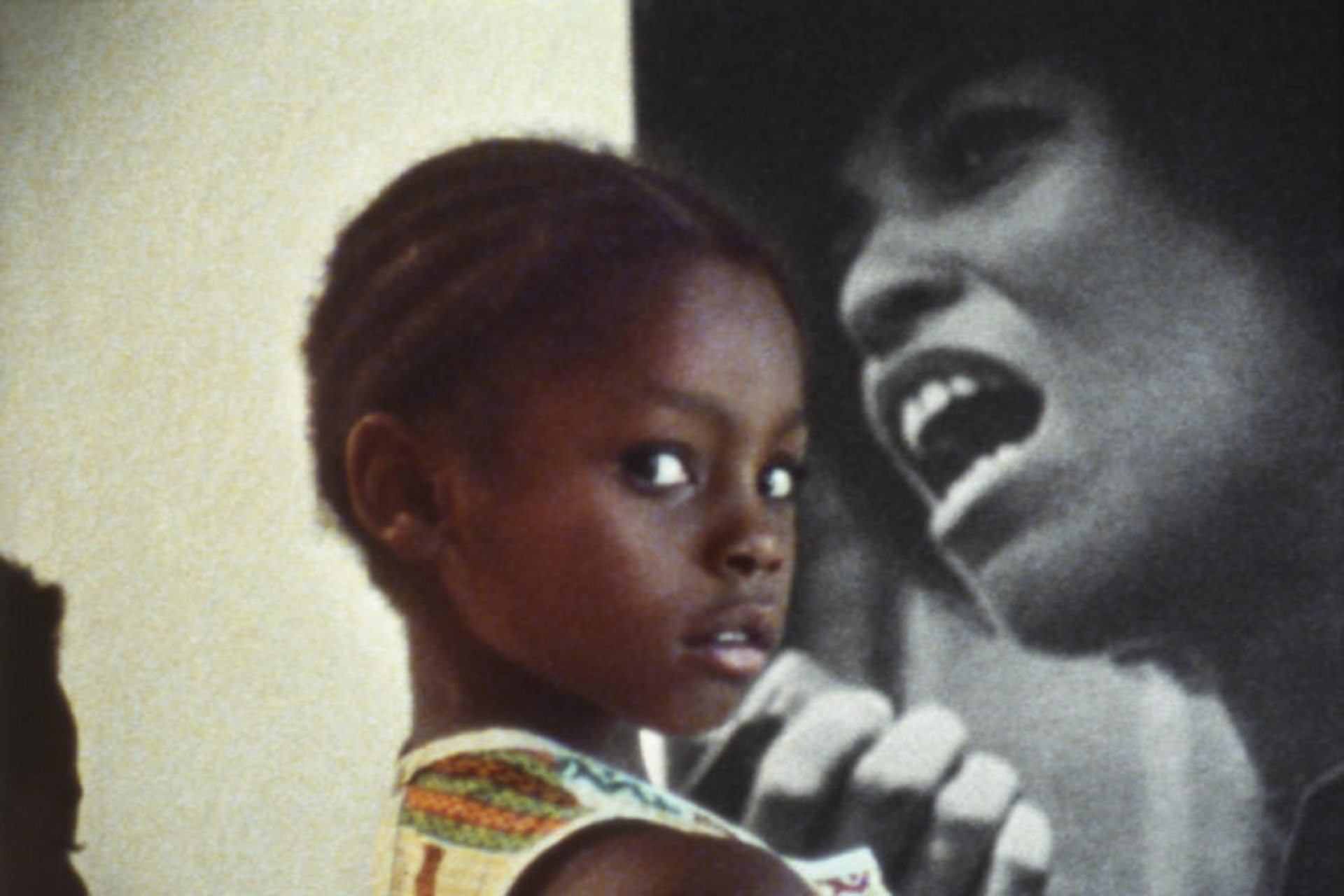 "A still from Haile Gerima's politically charged 1982 film ""Ashes and Embers."""
