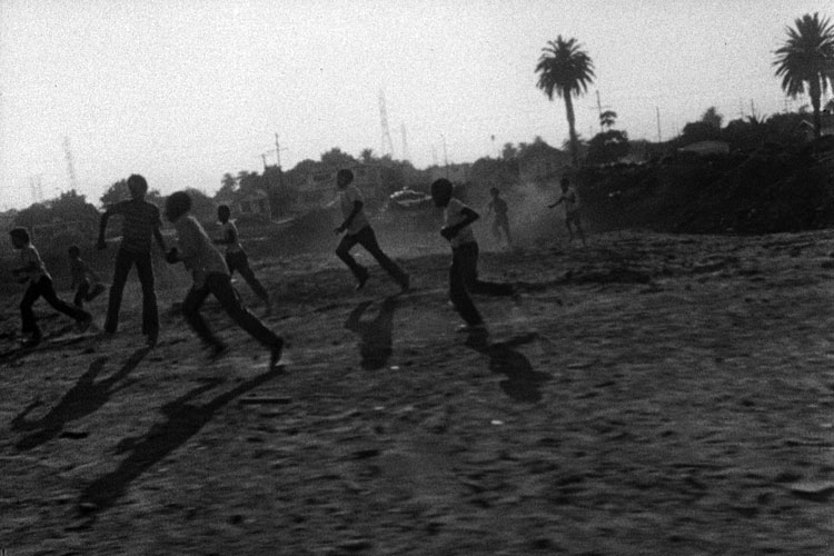 """Charles Burnett's film """"Killer of Sheep"""" is a landmark of the L.A. Rebellion shot in and around Watts in the early '70s."""