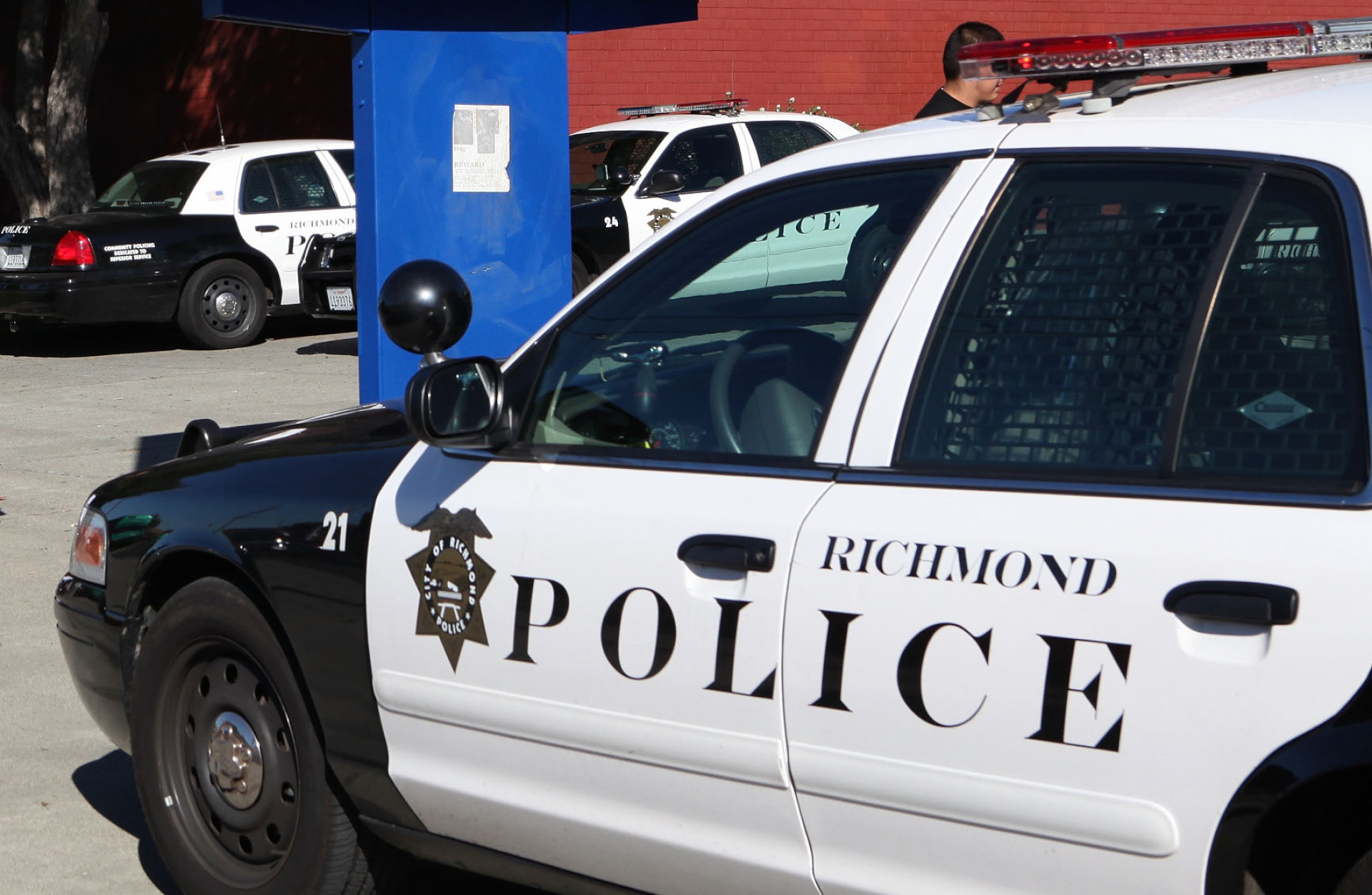 The Richmond Police Department is one of seven law enforcement agencies implicated in a sexual misconduct scandal involving a teenager.