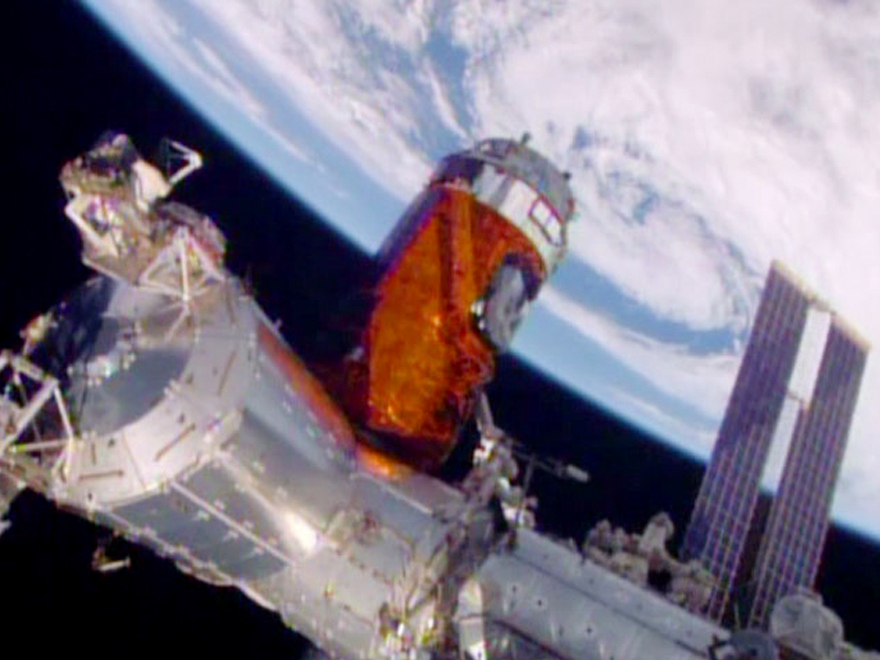 Whiskey in Space? Yes. Astronauts Getting Their Drink On? No.