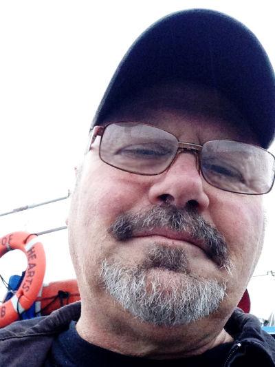Pacifica resident Bob Hutchinson.