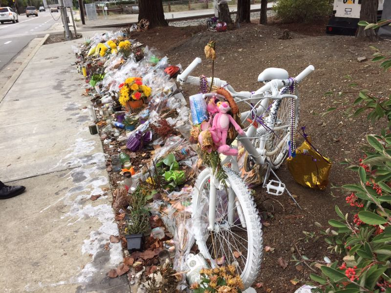A Young Cyclist's Death Spurs Changes, Lawsuit in Cupertino