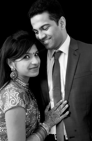 Gomathi and Prashanth
