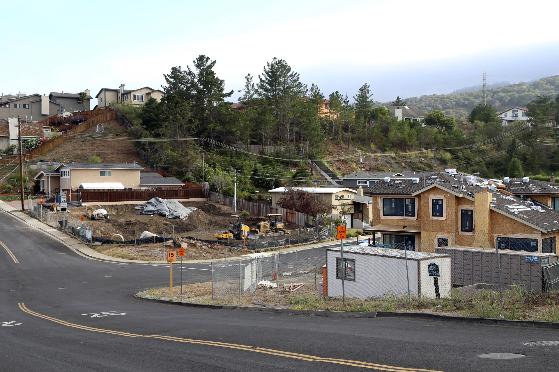 The Crestmoor neighborhood is still rebuilding, five years after the pipeline explosion.