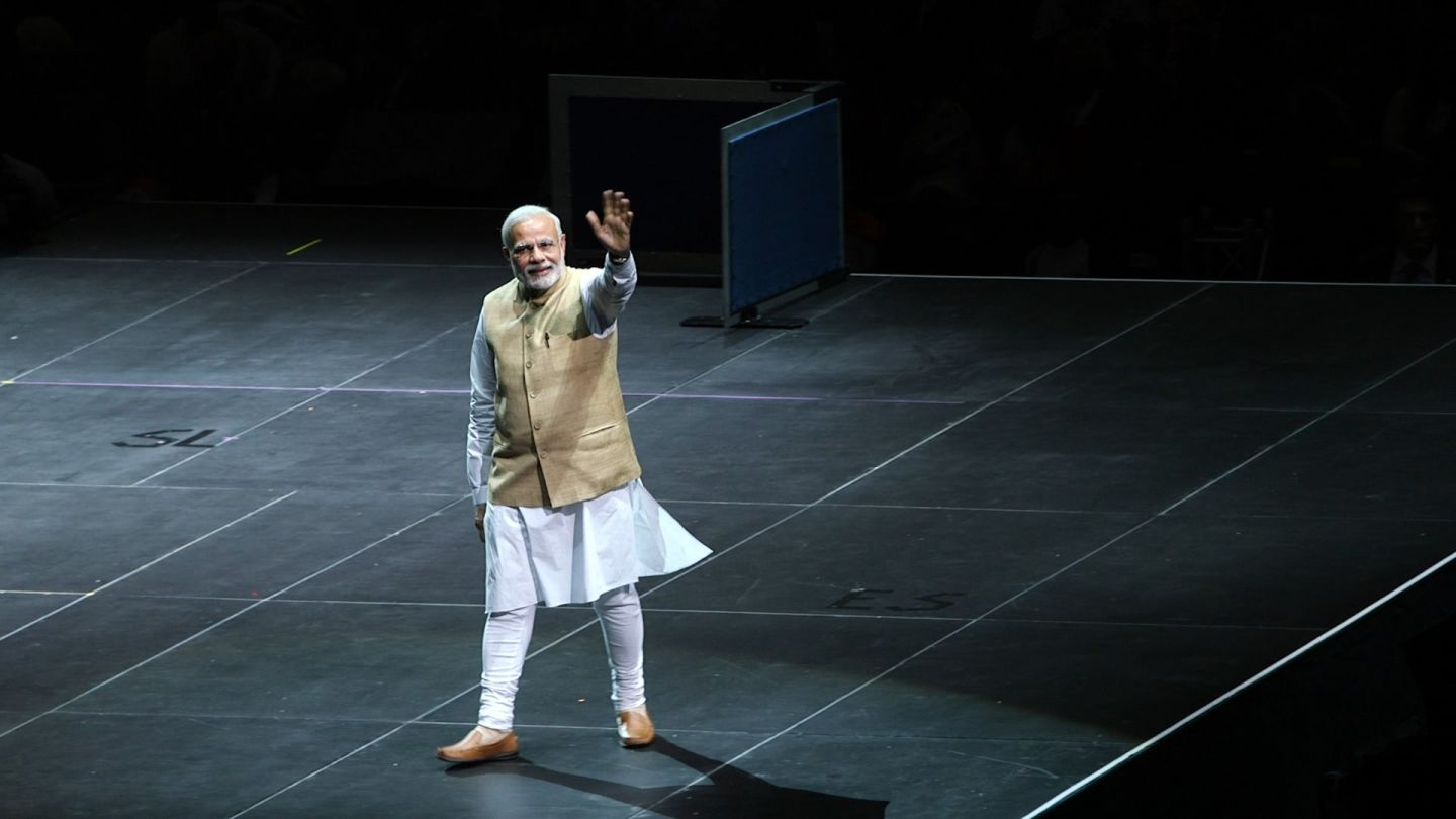 Modi Calls Silicon Valley's Indian-Americans a 'Brain Gain'