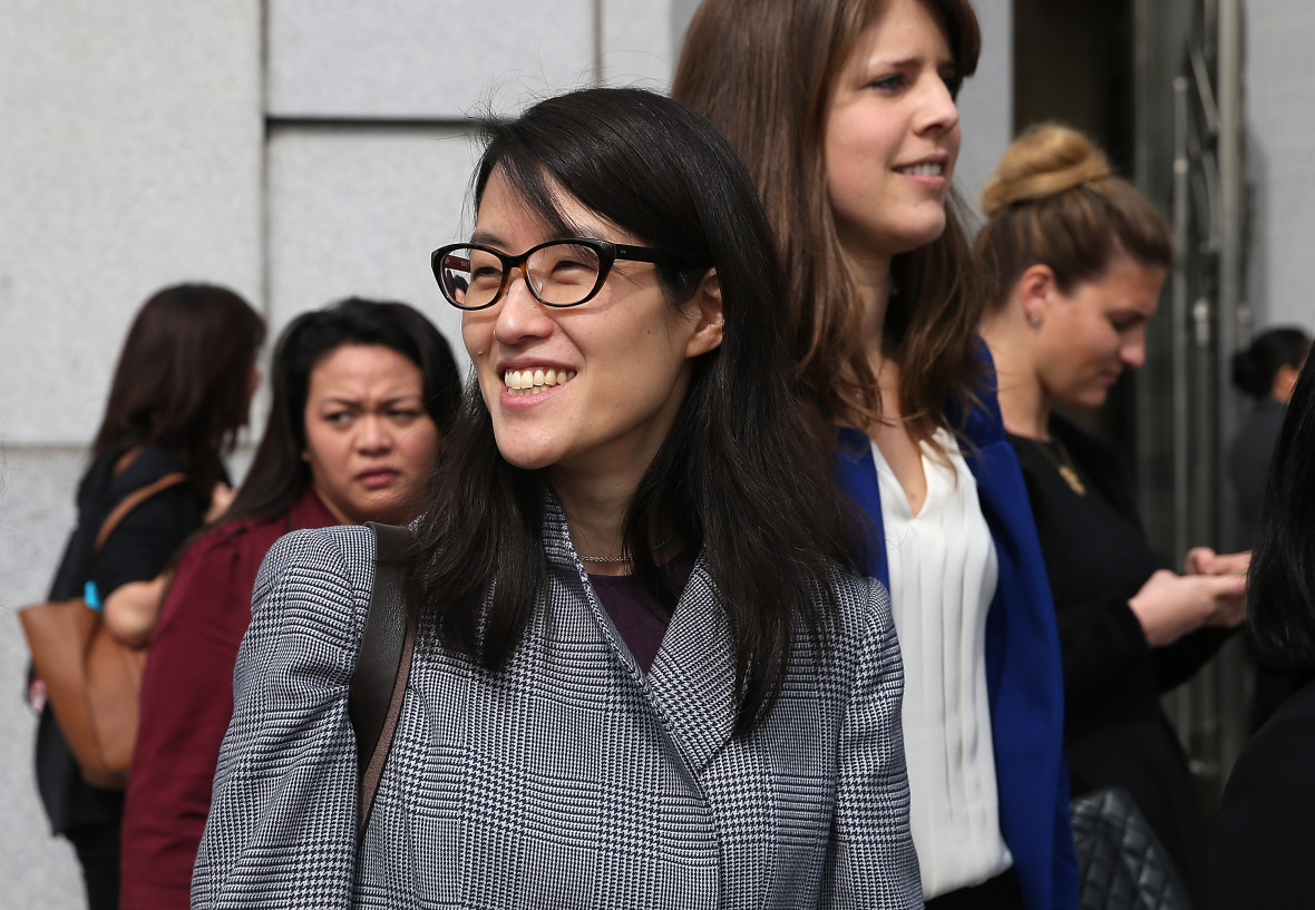 Ellen Pao announced that she will not pursue an appeal in her gender discrimination case against Kleiner Perkins.