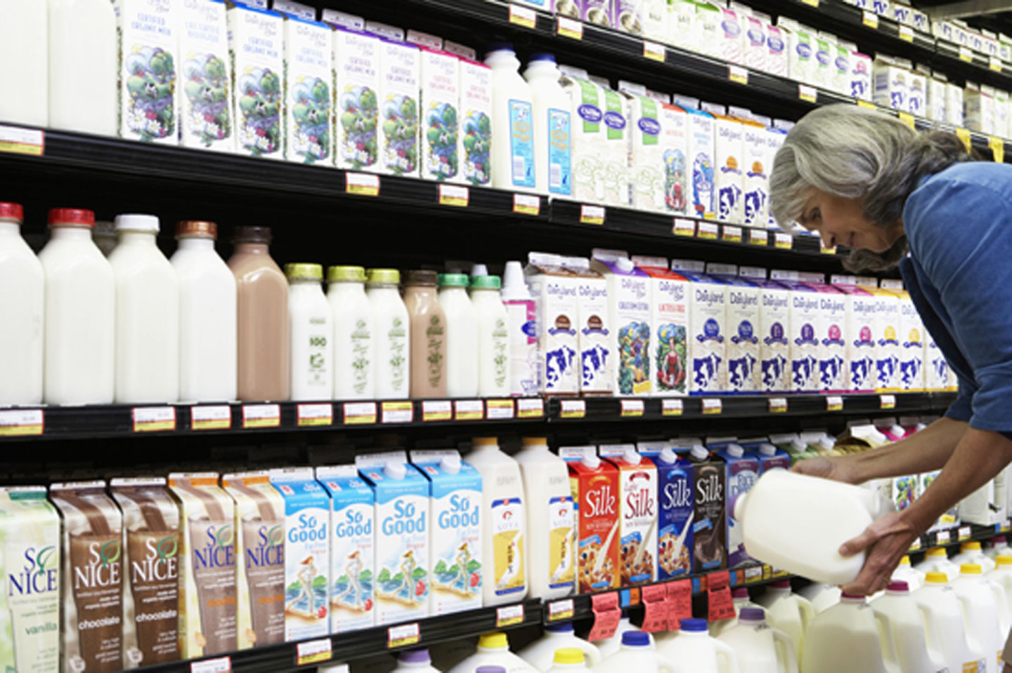 The Big California Milk Fight: Where There's Whey, There's a Will