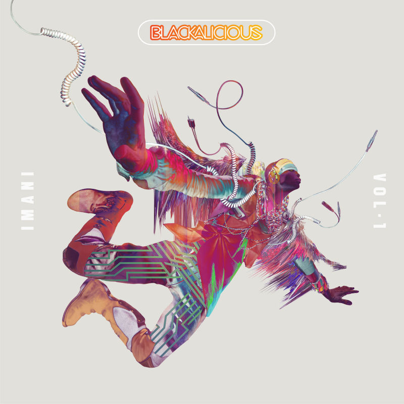 """""""IMANI Vol. 1"""" is Blackalicious' first album in 10 years."""