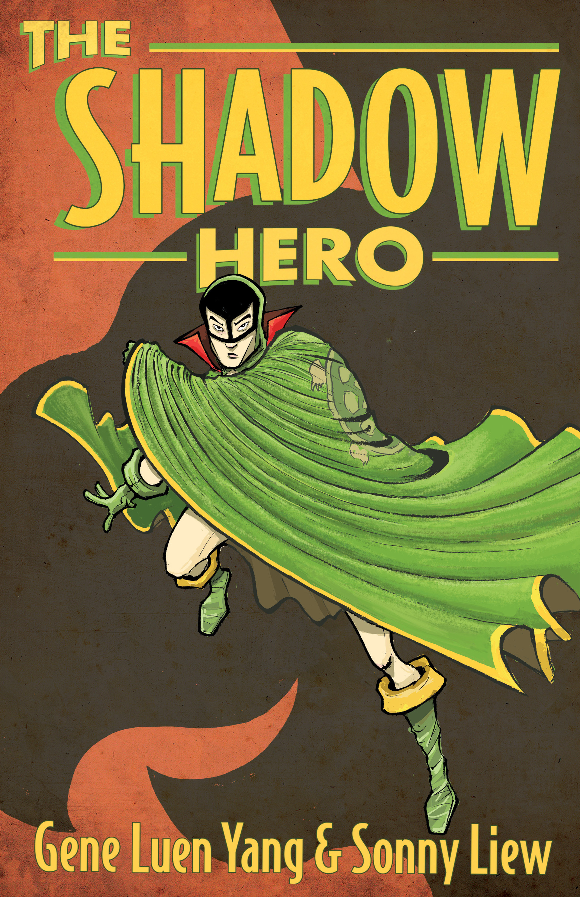 Gene Luen Yang Is The Author Of The Shadow Hero, About A Character Who Many